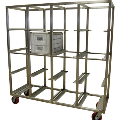 Airline Galley Box Carrier