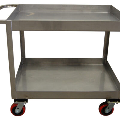 Stainless Steel Custom Cart