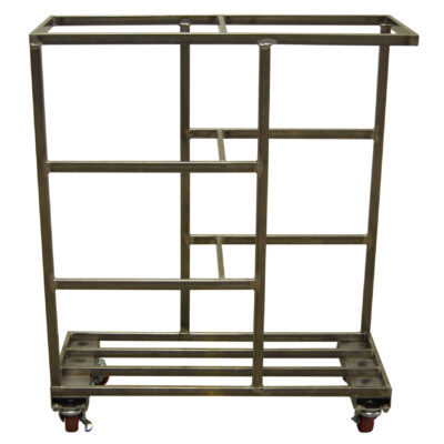 Airline Galley Box Rack