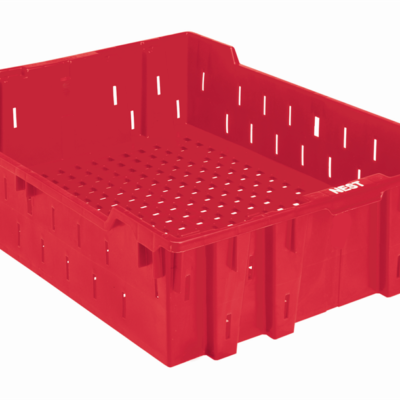 Buckhorn Red Tray