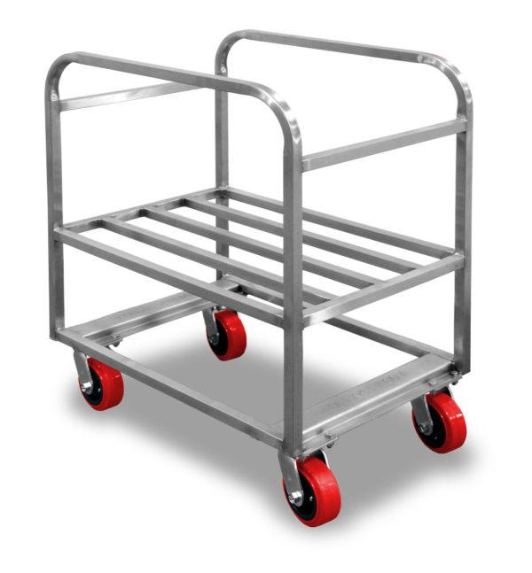 Bulk Tub Bin Cart
