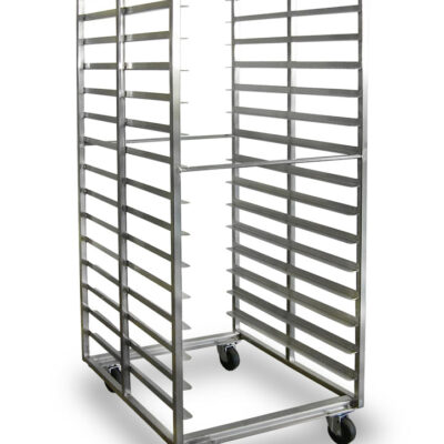 Double Oven Rack with Type C Lift