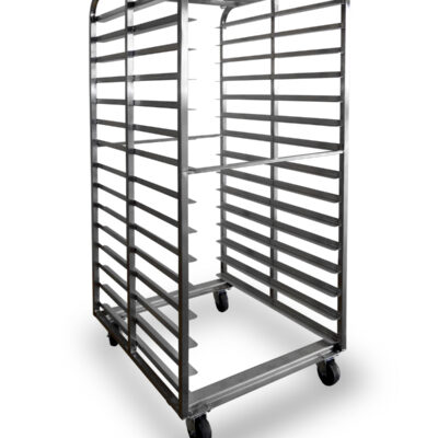 Double Oven Rack with Type D Lift