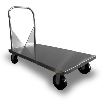 High Quality Flat Bed Stocking Cart