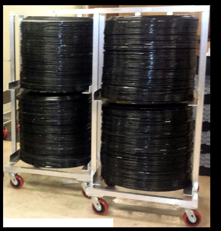 Oval Tray Storage Racks Ela Enterprises