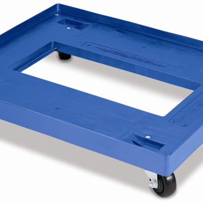 Buckhorn Blue Tray Dolly