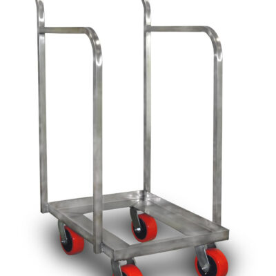 Sheet Pan Dolly with handle