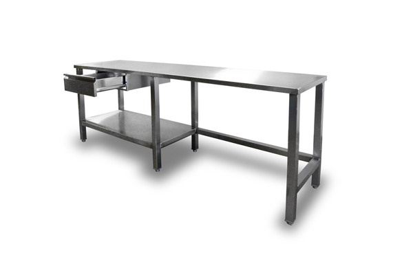 Stainless Steel Table 96X24