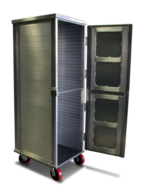 Enclosed Transit Cabinet with prison package