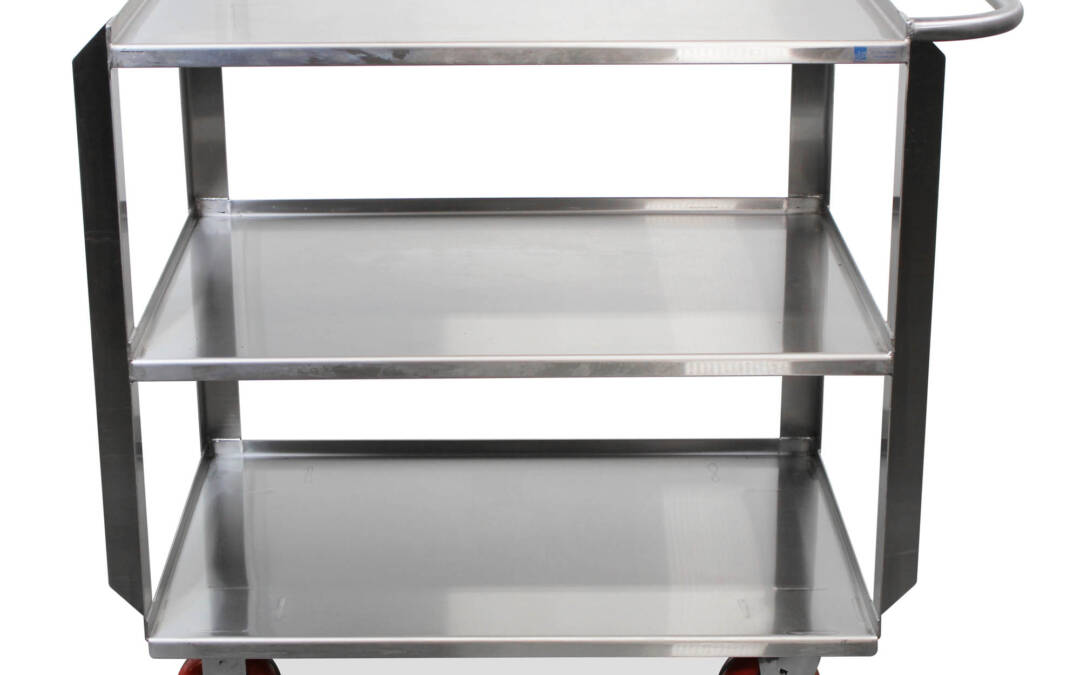 Choose the Right Food Service or Utility Cart Buying Guide
